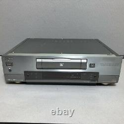Sony Dhr-1000 Minidv DV Dvcam Digital Video Player Enregistreur Vcr Deck