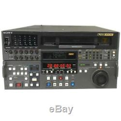 Sony Digital Betacam Dvw-500p Numérique Vidéocassette Joueur