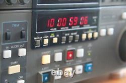 Sony Digital Betacam Dvw A500p