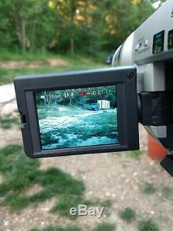 Sony Digital Handycam Caméscope Dcr-trv320 Avec Orig Accessoires Teste
