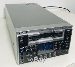 Sony Digital Hd Vidéocassette Recorder Cassette Vidéo Hvr-1500a Hdv 1080i