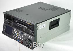 Sony Digital Recorder Hd Hdwf500 Hdcam Hdwf500 Unité 1 De 3