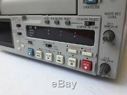 Sony Digital Video Recorder Cassette Dsr-25 Mini-dvcam Pal Ntsc De Firewire
