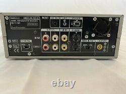 Sony Dsr-11 Enregistreur De Cassette Vidéo Numérique Pal/ntsc Dvcam / Lecteur Minidv