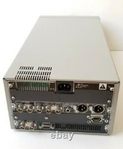 Sony Dsr-1500 Dvcam Enregistreur De Cassette Vidéo Numérique Firewire Port Pour Bande
