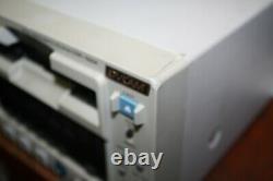 Sony Dsr-1500a Enregistreur Vidéo Numérique Dvcam Minidv Sdi Heures Très Faibles