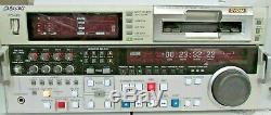 Sony Dsr-2000 Dvcam Enregistreur Numérique À Cassette