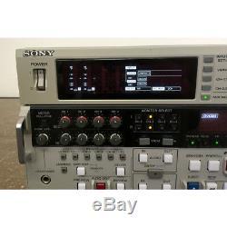 Sony Dsr-2000a Dvcam Lecteur / Enregistreur Vidéo Numérique Enregistreur Cassette