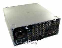Sony Dsr-2000p Dvcam Minidv Numérique De Vidéocassettes Enregistreur Avec F / W / Sortie DV