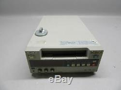 Sony Dsr-20 Dvcam / Minidv Digital Video Cassette Recorder / Lecteur