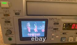 Sony Dsr-25 Dvcam Enregistreur Vidéo Numérique Et Lecteur Ntsc/pal