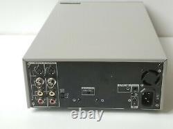Sony Dsr-25 Enregistreur Vidéo Numérique Dvcam Mini DV Ntsc Pal Firewire 1394 110-220v