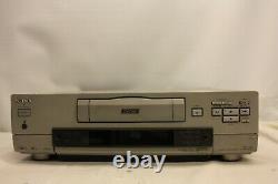 Sony Dsr-30p Minidv Dvcam Lecteur Vidéo Numérique Cassette Enregistreur De Rechange Et De Réparation