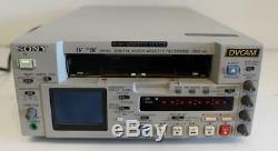 Sony Dsr-45 Digital Video Recorder Edition Cassette Minidv Dvcam Plate-forme Pro Nr