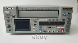Sony Dsr-45 Enregistreur De Cassette Vidéo Numérique Mini DV Dvcam Firewire Port