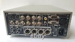Sony Dsr-dvcam 45 Enregistreur Vidéo Numérique Port 1394 Firewire 6x10 Drum Hrs
