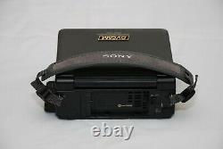 Sony Dsr-v10p Pal Mini Dv& Dvcam Lecteur Enregistreur Vidéo Numérique Walkman