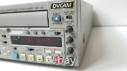 Sony Dvcam Dsr-45 Digital Video Cassette Recorder Mini DV Firewire Port