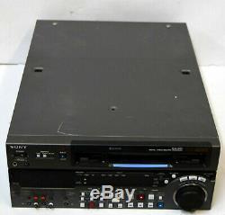Sony Dvw-2000 Digital Betacam Video Cassette Recorder # 1