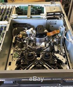 Sony Dvw-500p Pal Digital Betacam Recorder Edition Heures Bas! Lisez S'il Vous Plaît