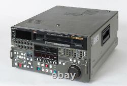 Sony Dvw-a500 Digital Betacam Magnéto Video Cassette Recorder