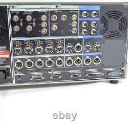 Sony Dvw-a500 Enregistreur Numérique De Cassette Vidéo Betacam Studio / Analogique