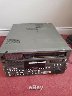 Sony Dvw-a500p Digital Betacam Magnétoscopes