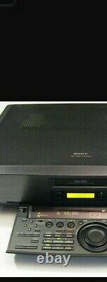 Sony Ev-s7000 Hi8 8mm Montage Vidéo Numérique Vidéo/récommande/joueur Brand New