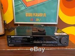 Sony Ev-s800 Video8 Enregistreur Numérique Pal Système Audio Multi + Télécommande