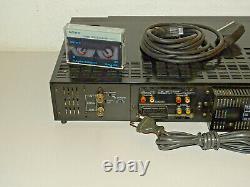 Sony Ev-s850ps High-end Digital Multi Pcm Video 8 Recorder, 2j. Garantie