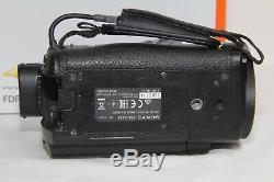 Sony Fdr-ax33 Numérique 4k Video Camera Recorder Livré Complet