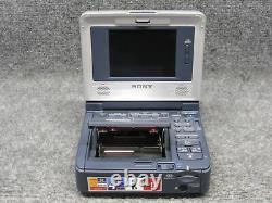Sony Gv-d1000 Digital Video Cassette Recorder Minidv Player No Battery