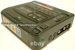 Sony Gv-d200 Digital8 Hi8 Vidéo8 Digital 8 Player Recorder Vcr Deck Gvd200 Ex