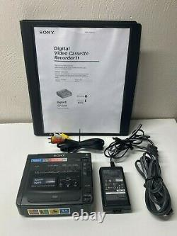 Sony Gv-d200 Digital8 Hi8 Video8 Enregistreur De Lecteur Numérique 8 Vcr Deck Gvd200 Exc