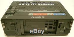 Sony Gv-d200 Digital8 Platine Gvd200 Ex Enregistreur Numérique À 8 Joueurs Hi8 Video8 Digital8