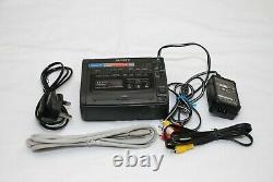 Sony Gv-d200e Pal Digital 8 Hi8 Video Player Recorder Vcr Video Walkman