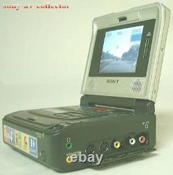 Sony Gv-d800 Digital8 Hi8 8mm Video8 Player Recorder Vidéo Walkman Vcr Deck Ex