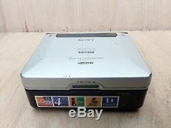 Sony Gv-d800 Hi8 8 MM Numérique 8 Walkman Vidéo Magnétoscope Enregistreur Portable Lecteur De
