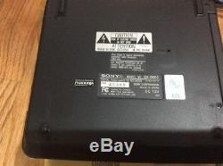 Sony Gv-d800 Hi8 8mm Numérique 8 Vidéo 8 Walkman Enregistreur Vidéo Magnétophone Portable