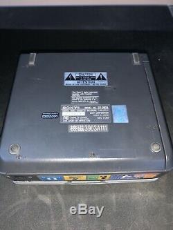 Sony Gv-d800 Ntsc Digital Video Recorder Cassette De 2001 Great Condition