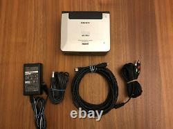 Sony Gv-d800 Video Walkman Digital 8 Hi8 Lecteur Vidéo / Enregistreur Canopus Advc 110