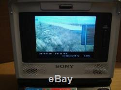 Sony Gv-d800e Pal Digital8 Hi8 8 MM Video8 Lecteur Enregistreur Vidéo Walkman Magnétoscope Plate-forme