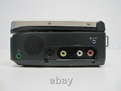 Sony Gv-d900 Video Walkman Minidv Digital Video Cassette Recorder Player Ntsc