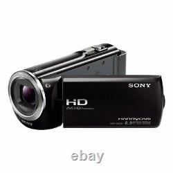 Sony Handycam Caméra Vidéo Numérique Hd Enregistreur Noir Hdr-cx320
