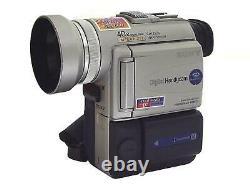Sony Handycam Dcr-pc100e Caméscope Minidv Enregistreur De Caméra Vidéo Numérique