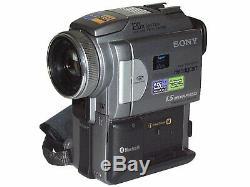 Sony Handycam Dcr-pc120e Caméscope Minidv Caméscope Numérique