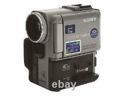 Sony Handycam Dcr-pc5e Minidv Camcorder Digital Video Camera Recorder