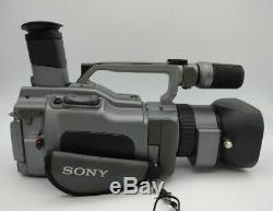 Sony Handycam Dcr-vx1000 3ccd Digital Video Recorder Audio Indésirable