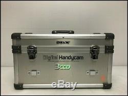 Sony Handycam Dcr-vx1000 3ccd Enregistreur Vidéo Numérique Audio Withcarry Cas De Travail