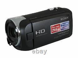 Sony Handycam Hdr-cx240e Camcorder Schwarz Digital Hd Video Camera Recorder